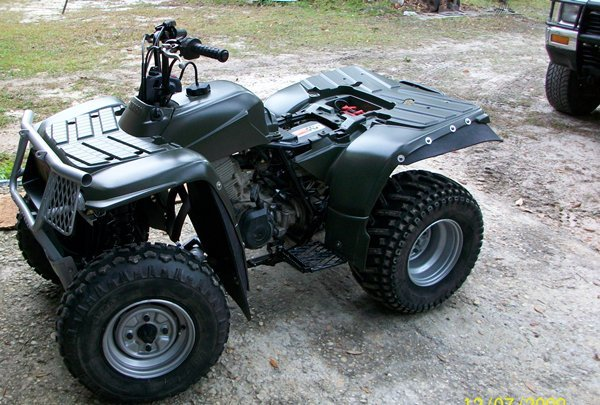 My 4Wheeler