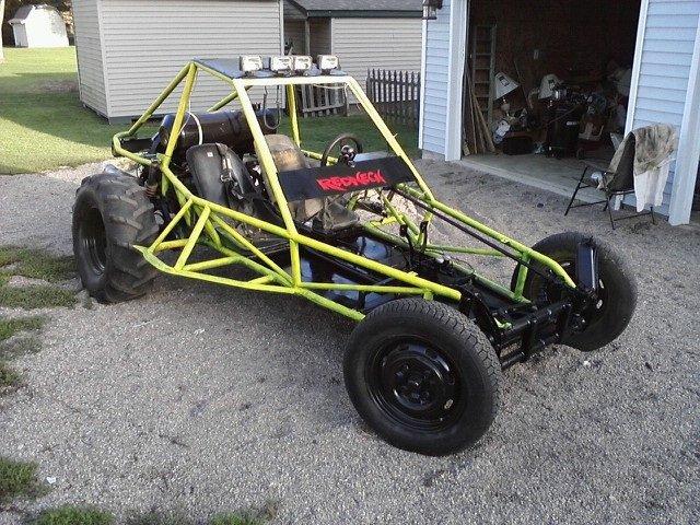 My 1600 Rail Buggy